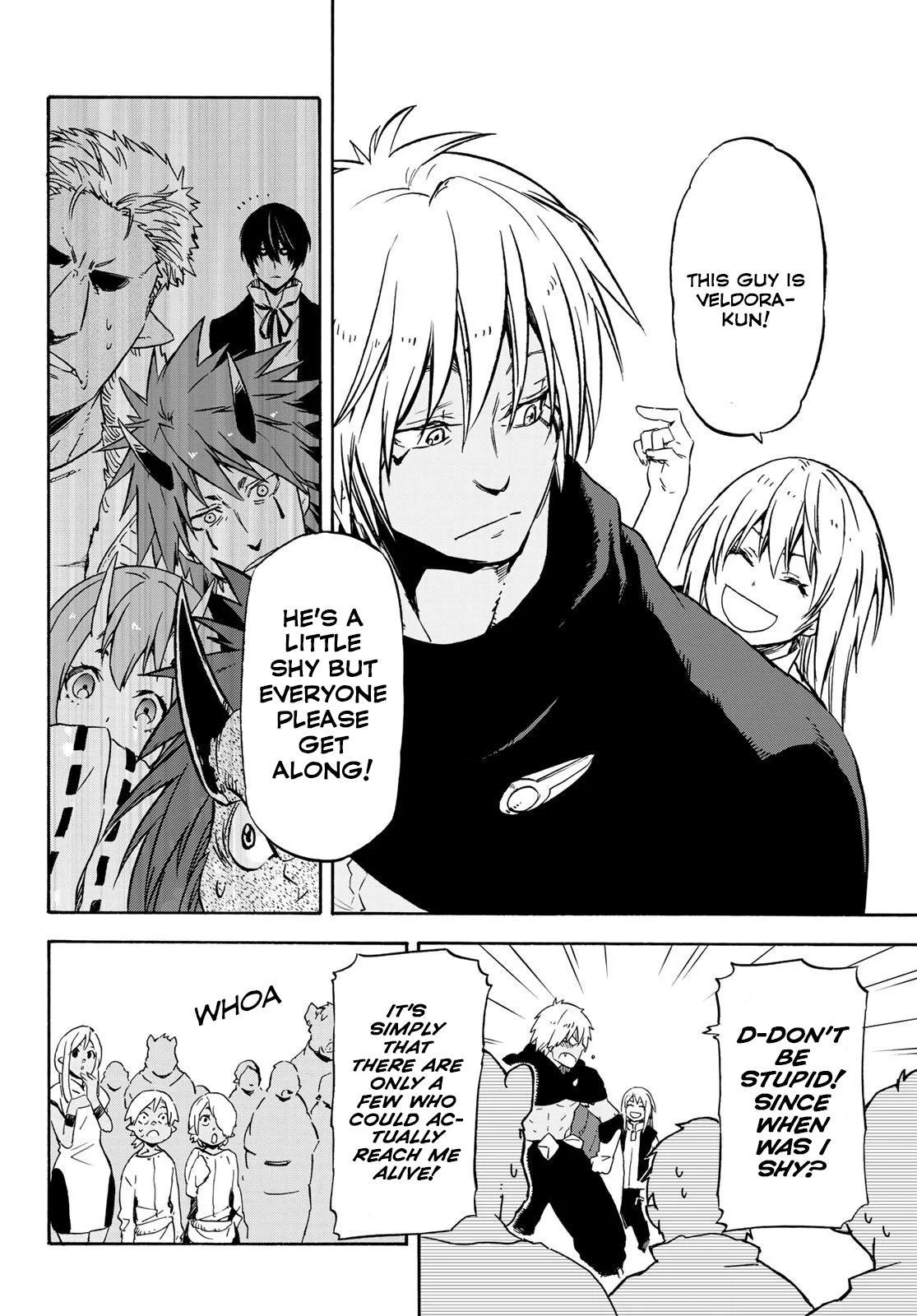 Tensei shitara Slime Datta Ken, Chapter 72 image 014