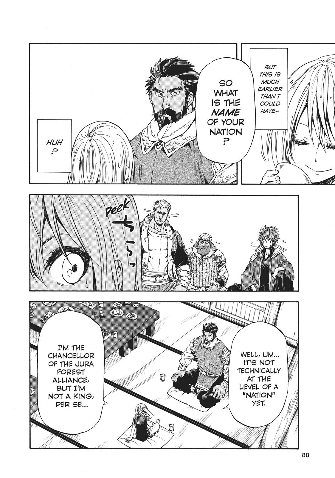 Tensei shitara Slime Datta Ken, Chapter 29 image 028