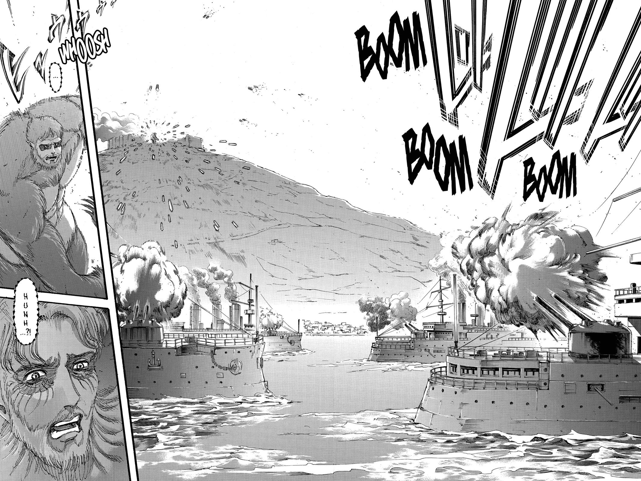 Attack On Titan, Episode 92 image 037