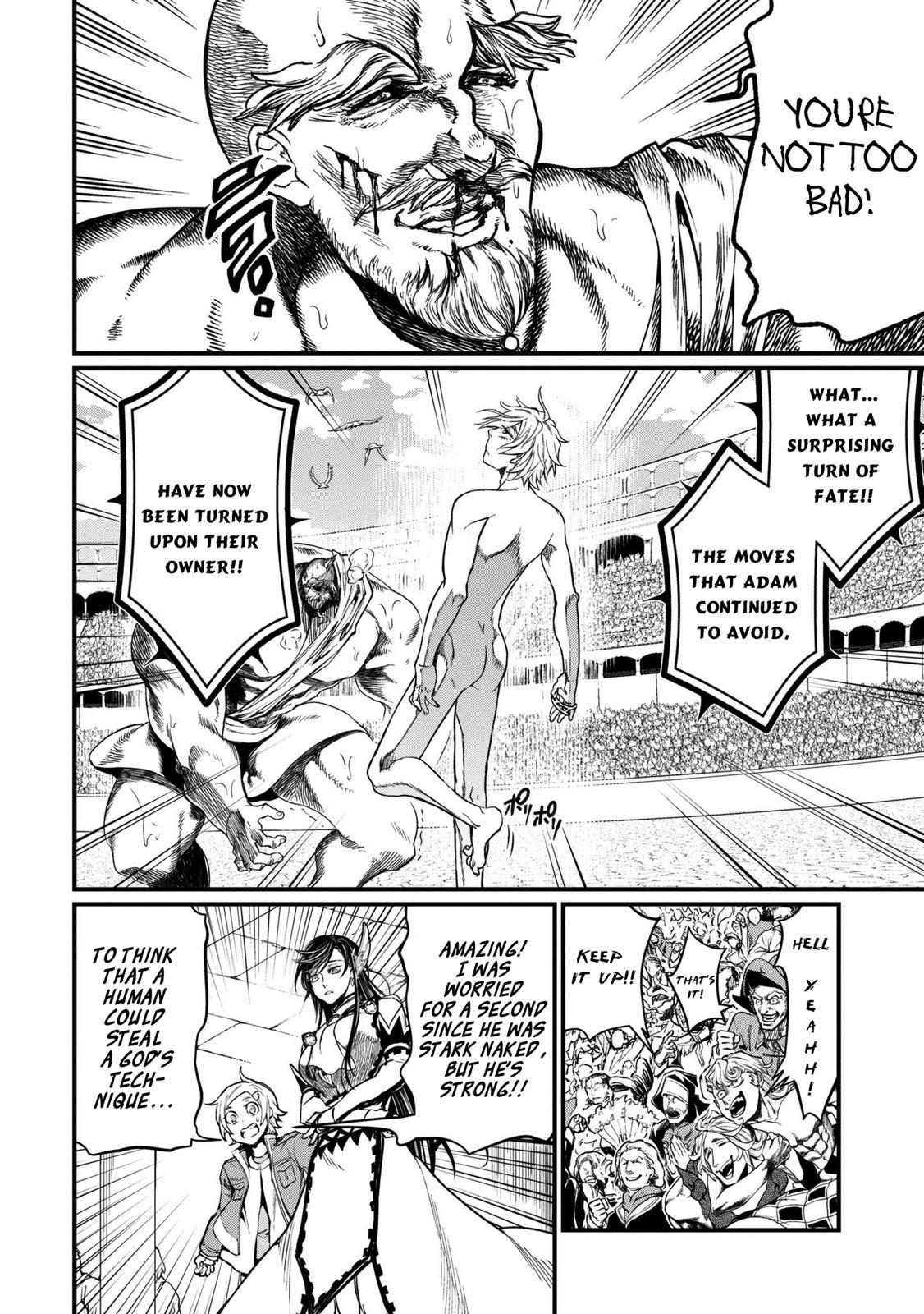 Shuumatsu no Valkyrie, Chapter 9 image 022