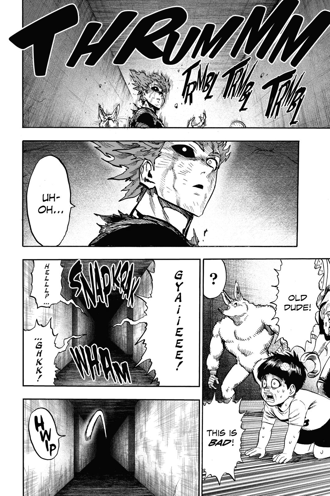 One-Punch Man, Chapter 93 image 024
