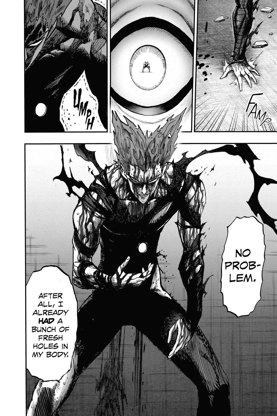 One-Punch Man, Chapter 94 image 031