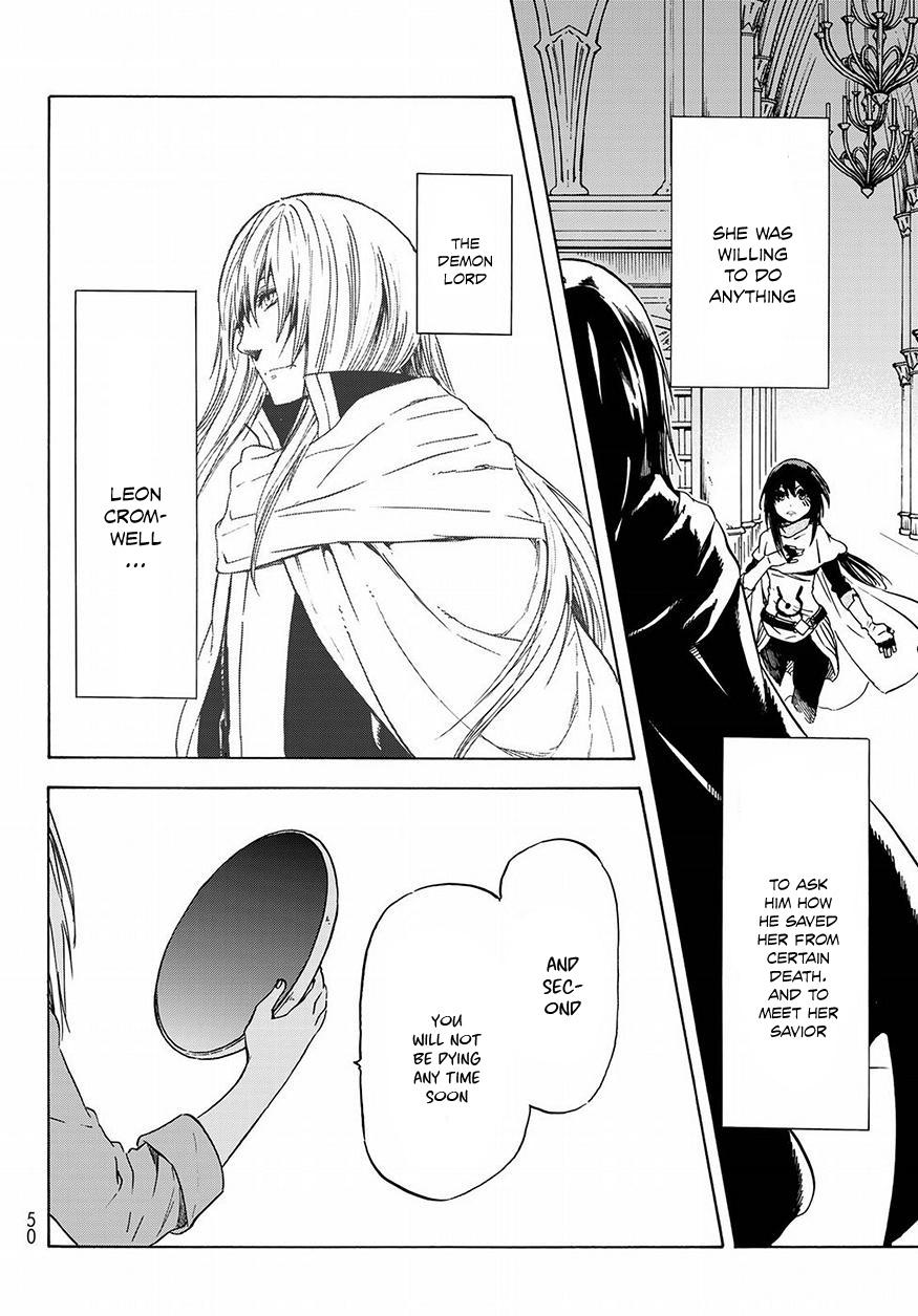 Tensei shitara Slime Datta Ken, Chapter 47 image 036