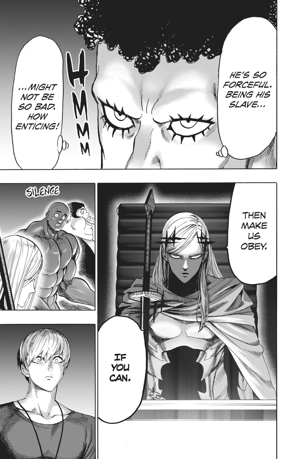 One-Punch Man, Chapter 95 image 029