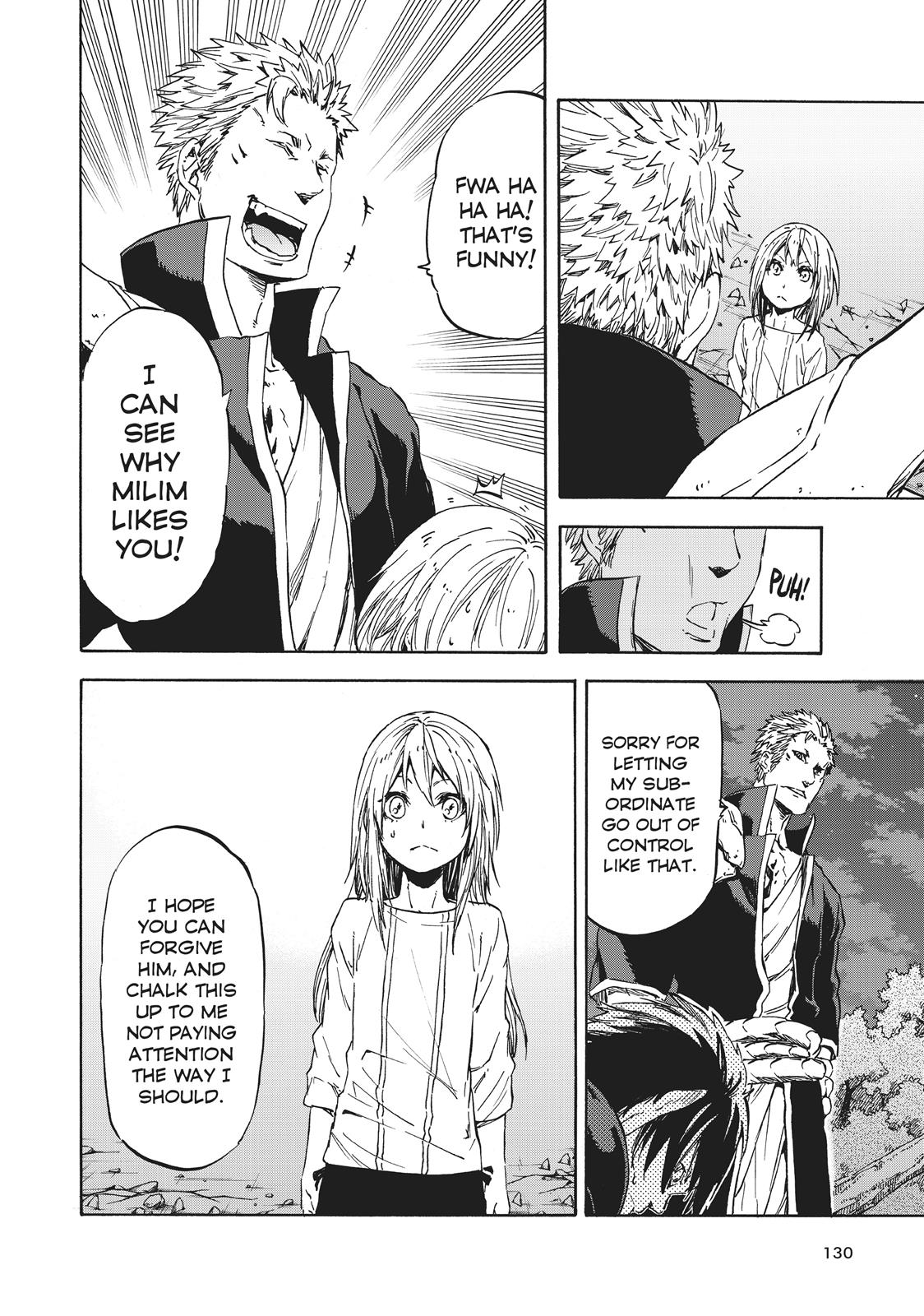 Tensei shitara Slime Datta Ken, Chapter 39 image 014