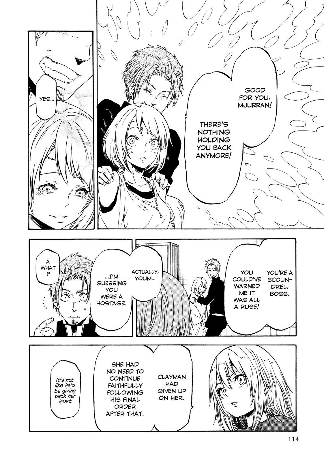 Tensei shitara Slime Datta Ken, Chapter 61 image 028