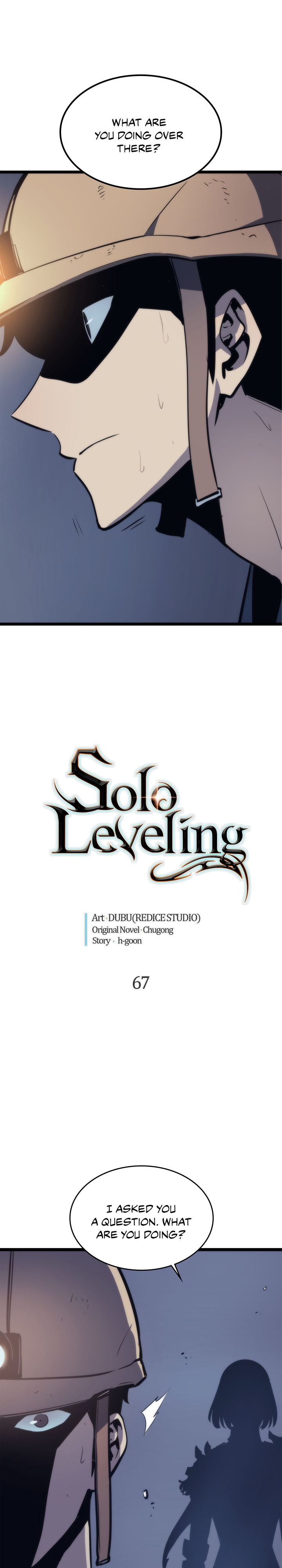 Solo Leveling, Chapter 67 image 001
