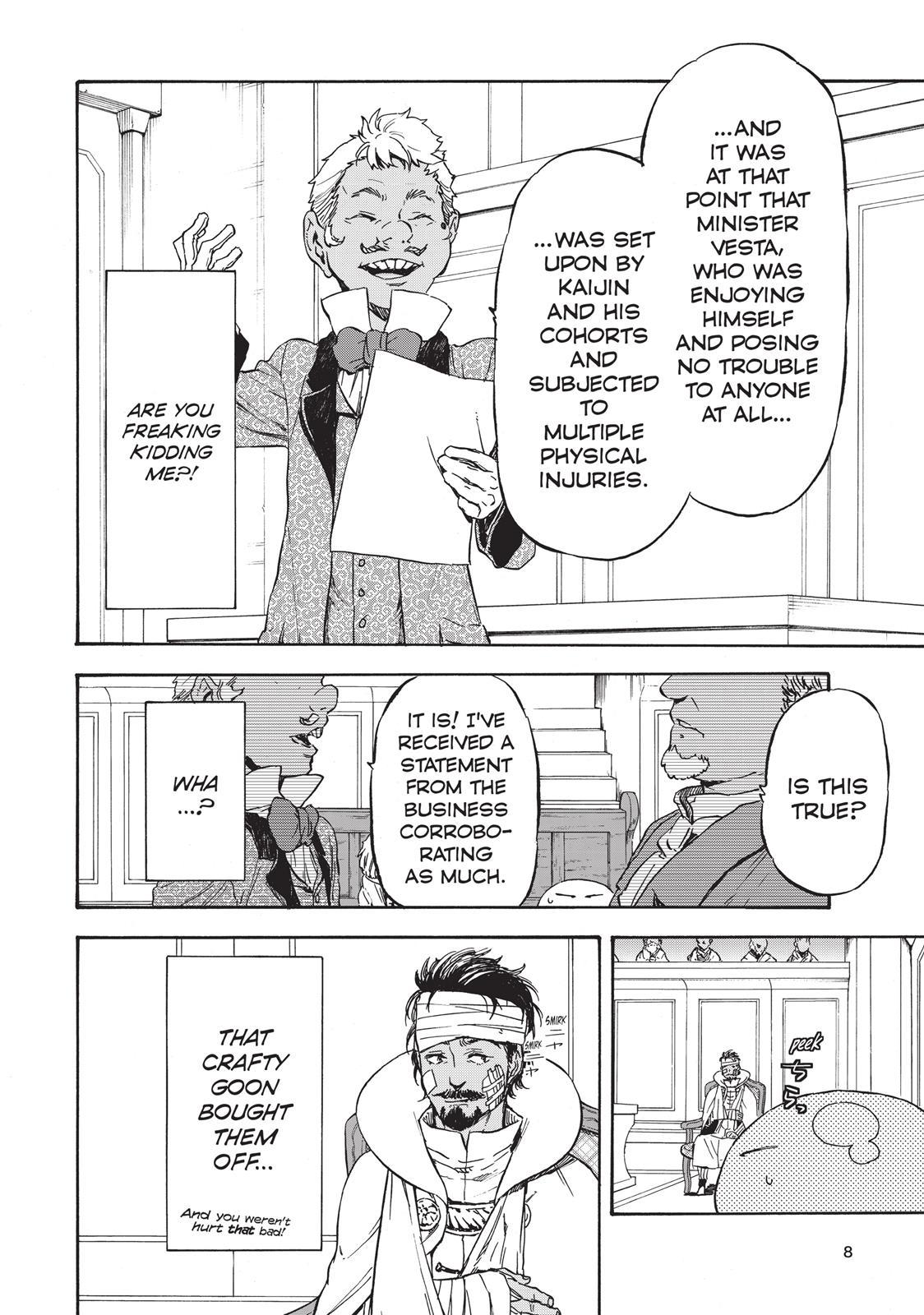 Tensei shitara Slime Datta Ken, Chapter 7 image 008