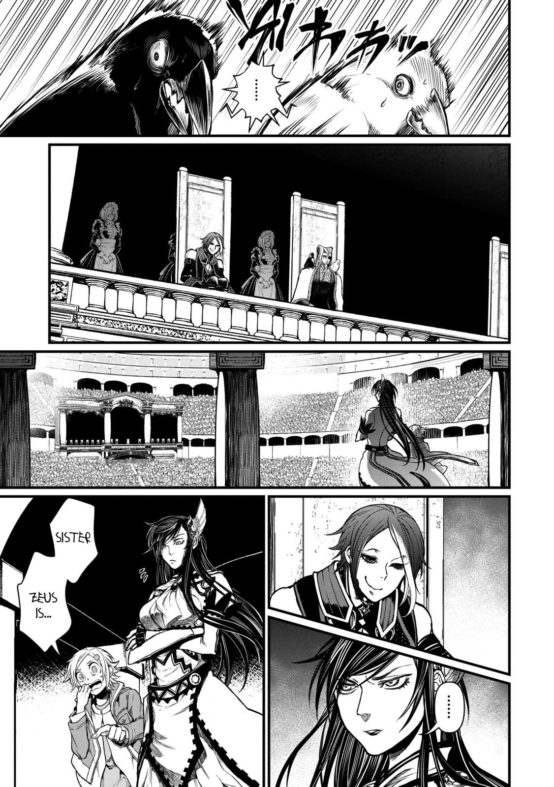Shuumatsu no Valkyrie, Chapter 11 image 015