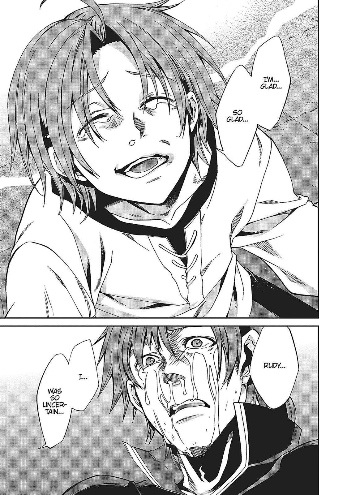 Mushoku Tensei, Chapter 36 image 032