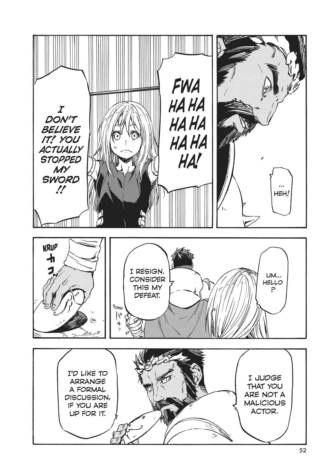 Tensei shitara Slime Datta Ken, Chapter 28 image 051