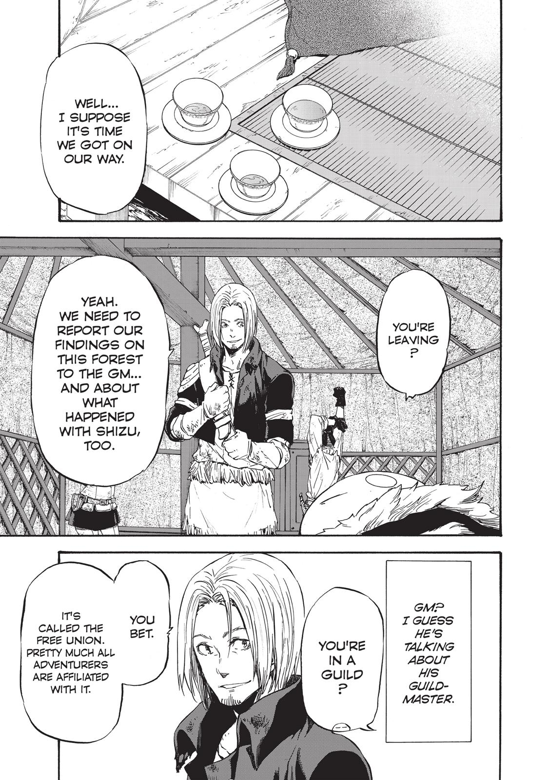 Tensei shitara Slime Datta Ken, Chapter 11 image 007