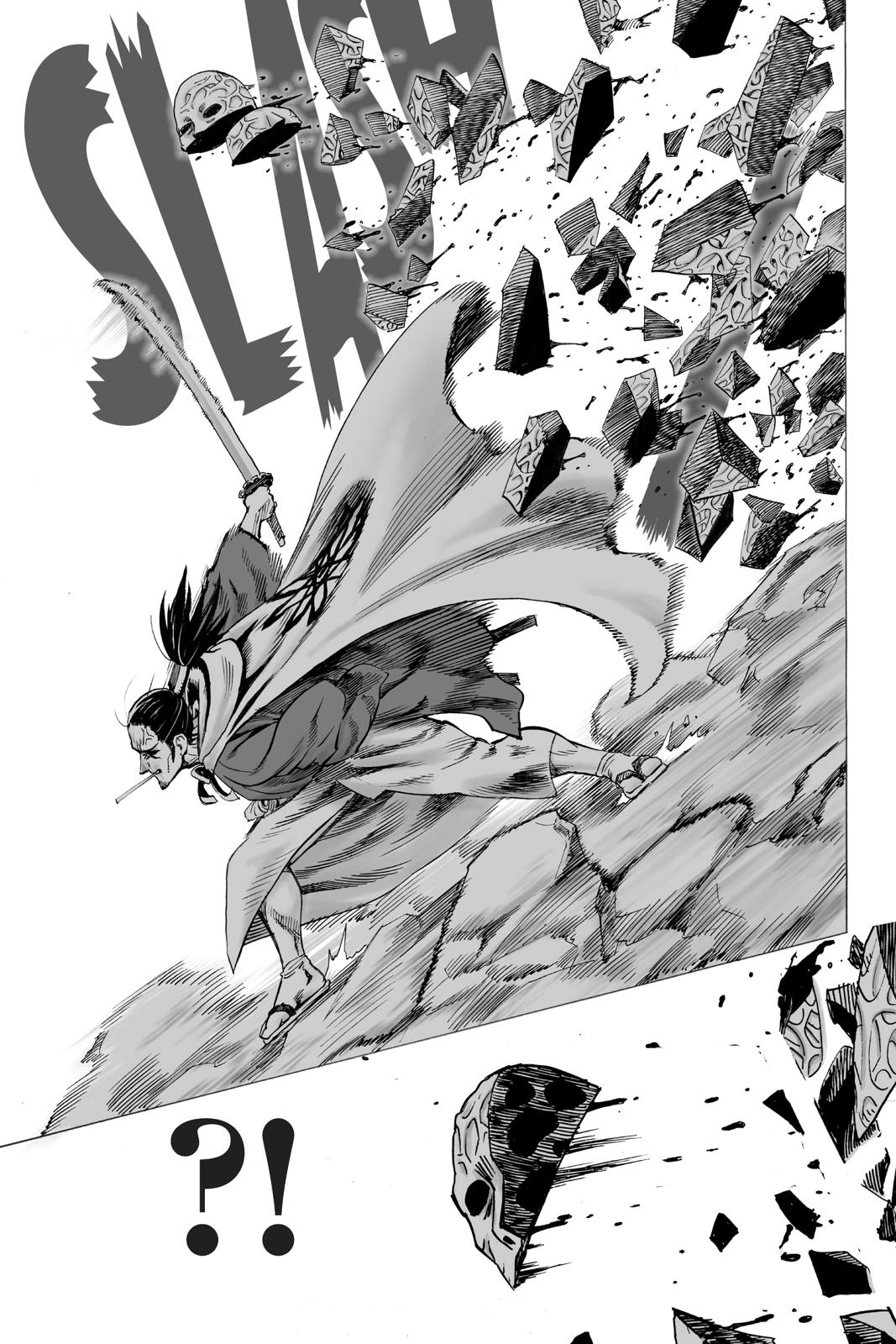 One-Punch Man, Chapter 32 image 032