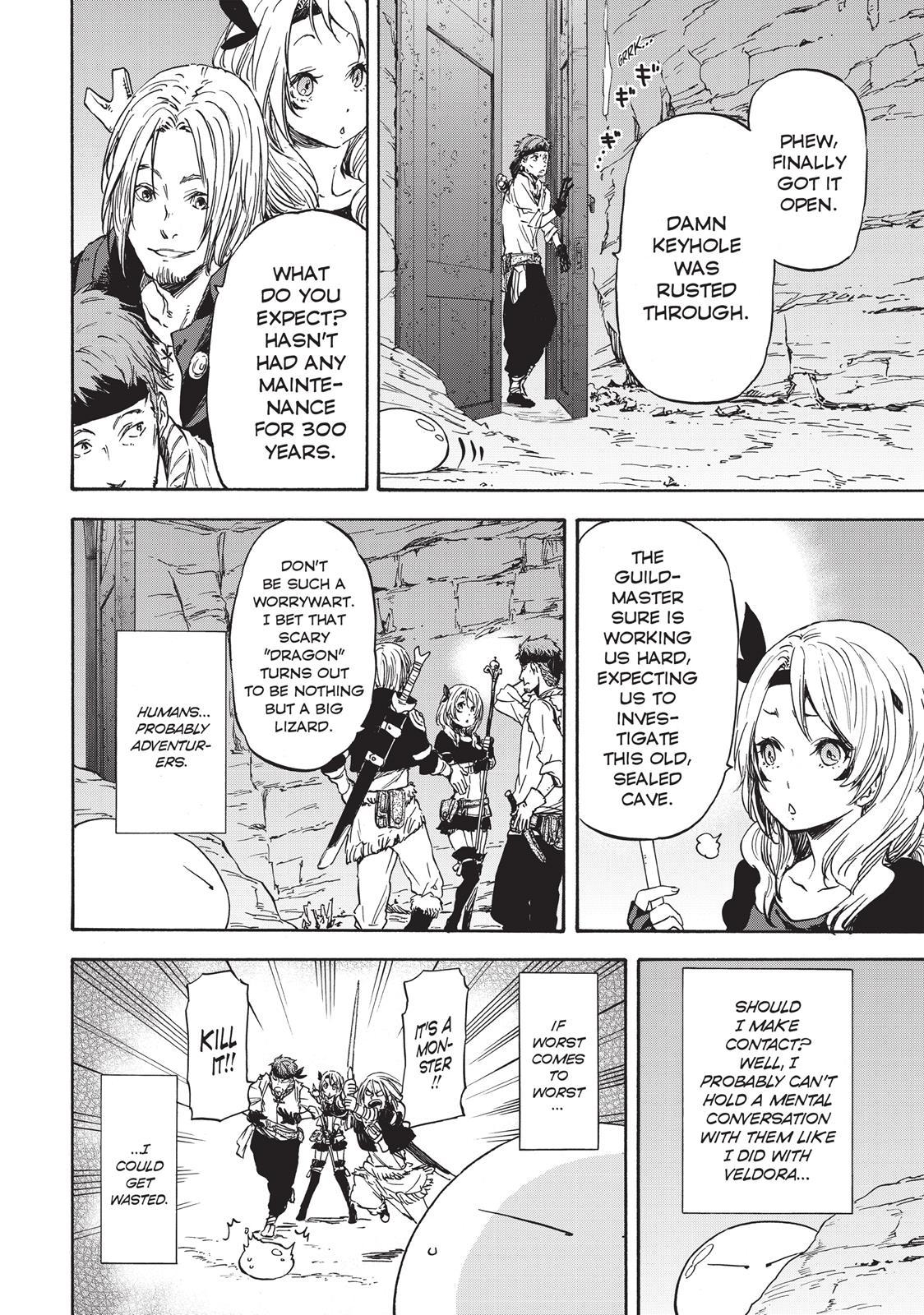 Tensei shitara Slime Datta Ken, Chapter 2 image 002