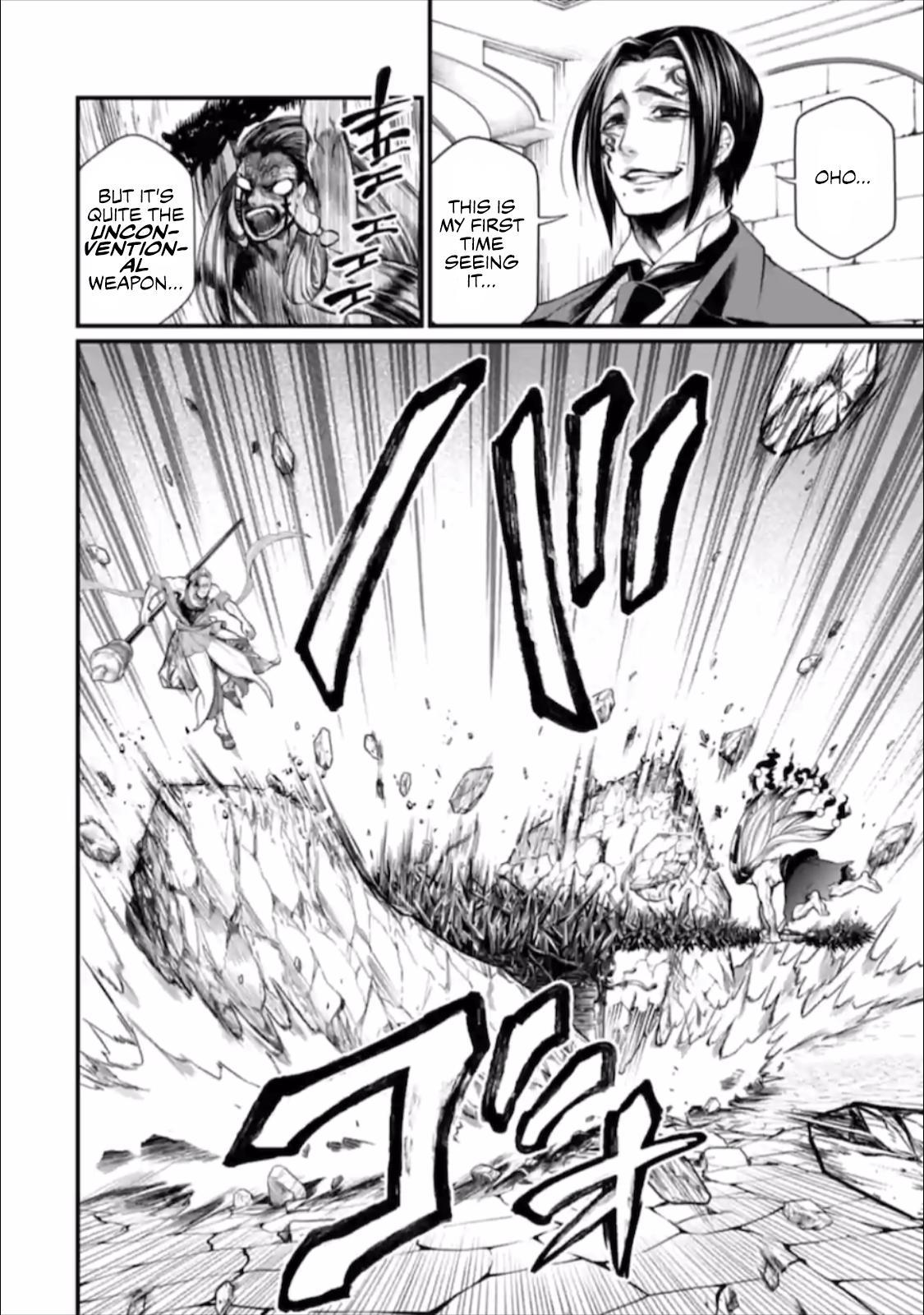 Shuumatsu no Valkyrie, Chapter 46 image 017