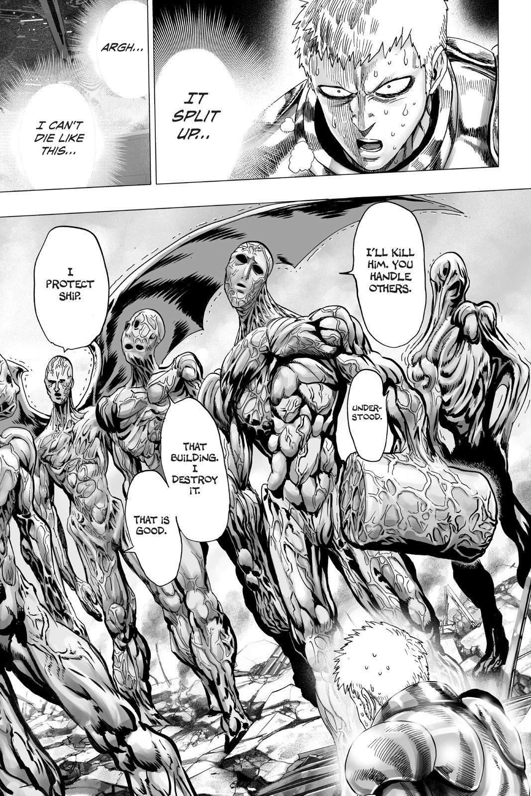 One-Punch Man, Chapter 32 image 028