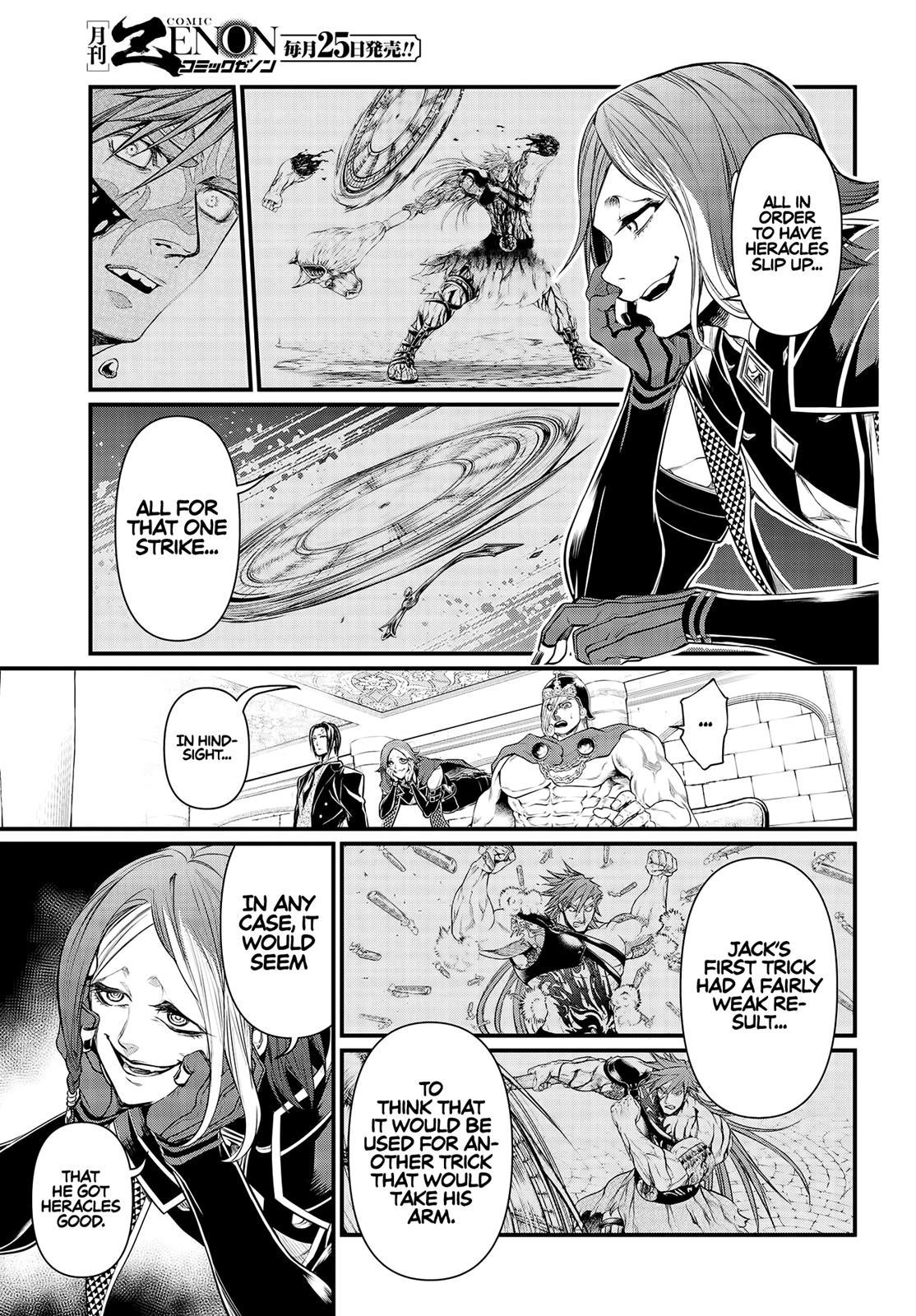 Shuumatsu no Valkyrie, Chapter 26 image 014