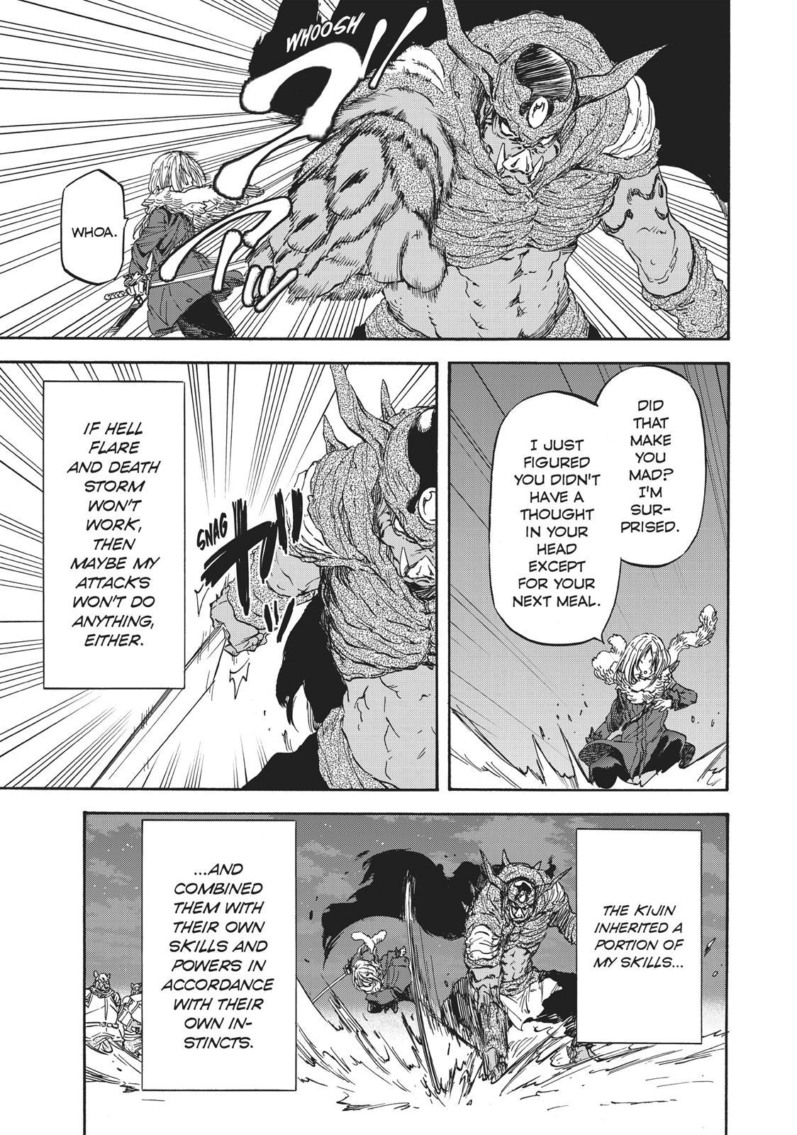 Tensei shitara Slime Datta Ken, Chapter 24 image 022