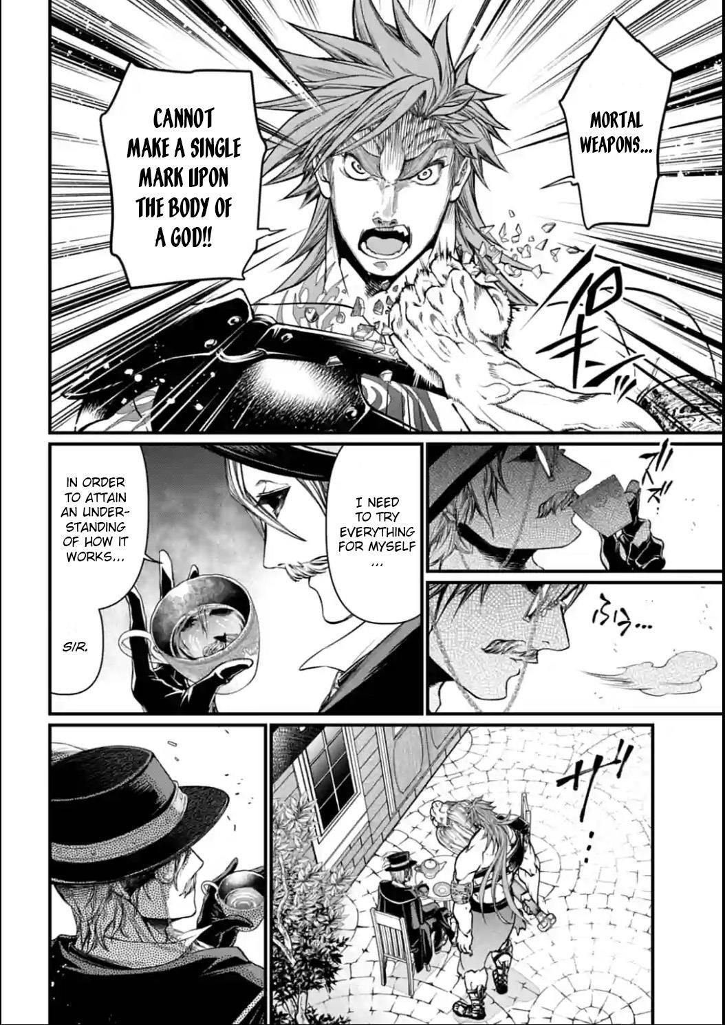 Shuumatsu no Valkyrie, Chapter 21 image 024