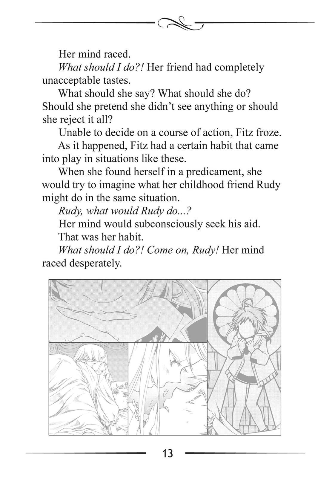 Mushoku Tensei, Chapter 42.5 image 013