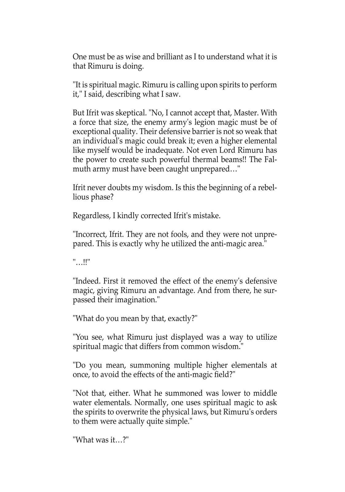 Tensei shitara Slime Datta Ken, Chapter 67.5 image 004