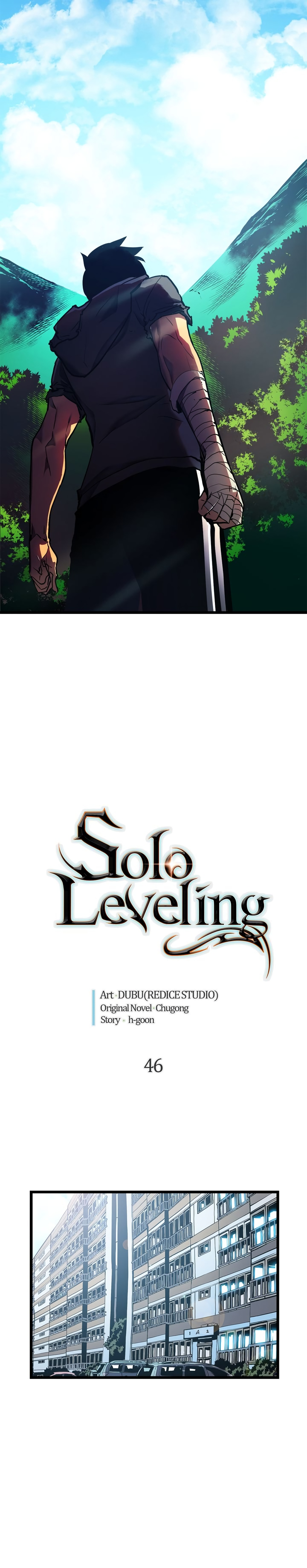 Solo Leveling, Chapter 46 image 002