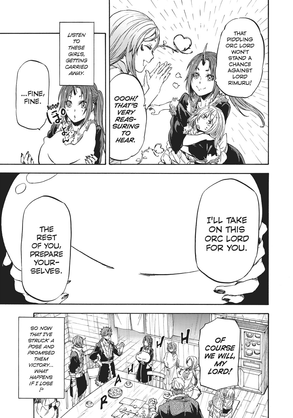 Tensei shitara Slime Datta Ken, Chapter 18 image 019