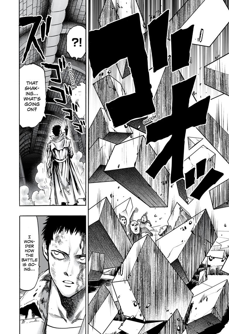 One-Punch Man, Chapter 110 image 014