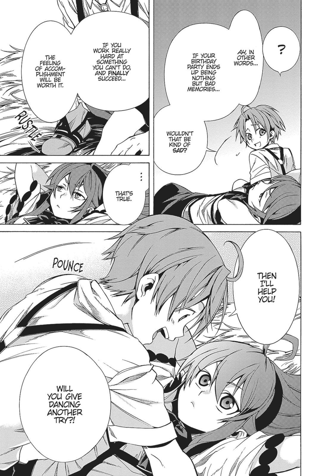 Mushoku Tensei, Chapter 10 image 013