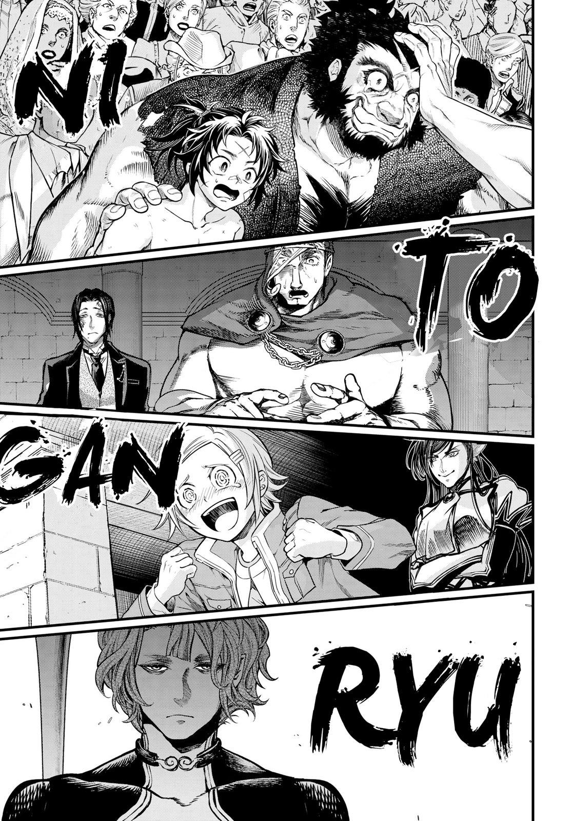 Shuumatsu no Valkyrie, Chapter 18 image 058