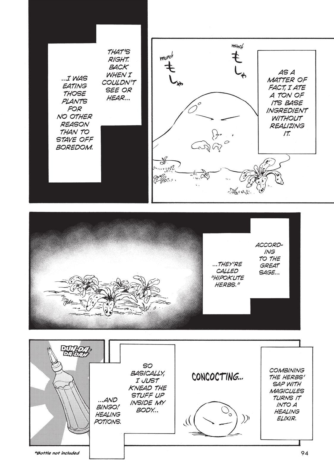 Tensei shitara Slime Datta Ken, Chapter 3 image 004