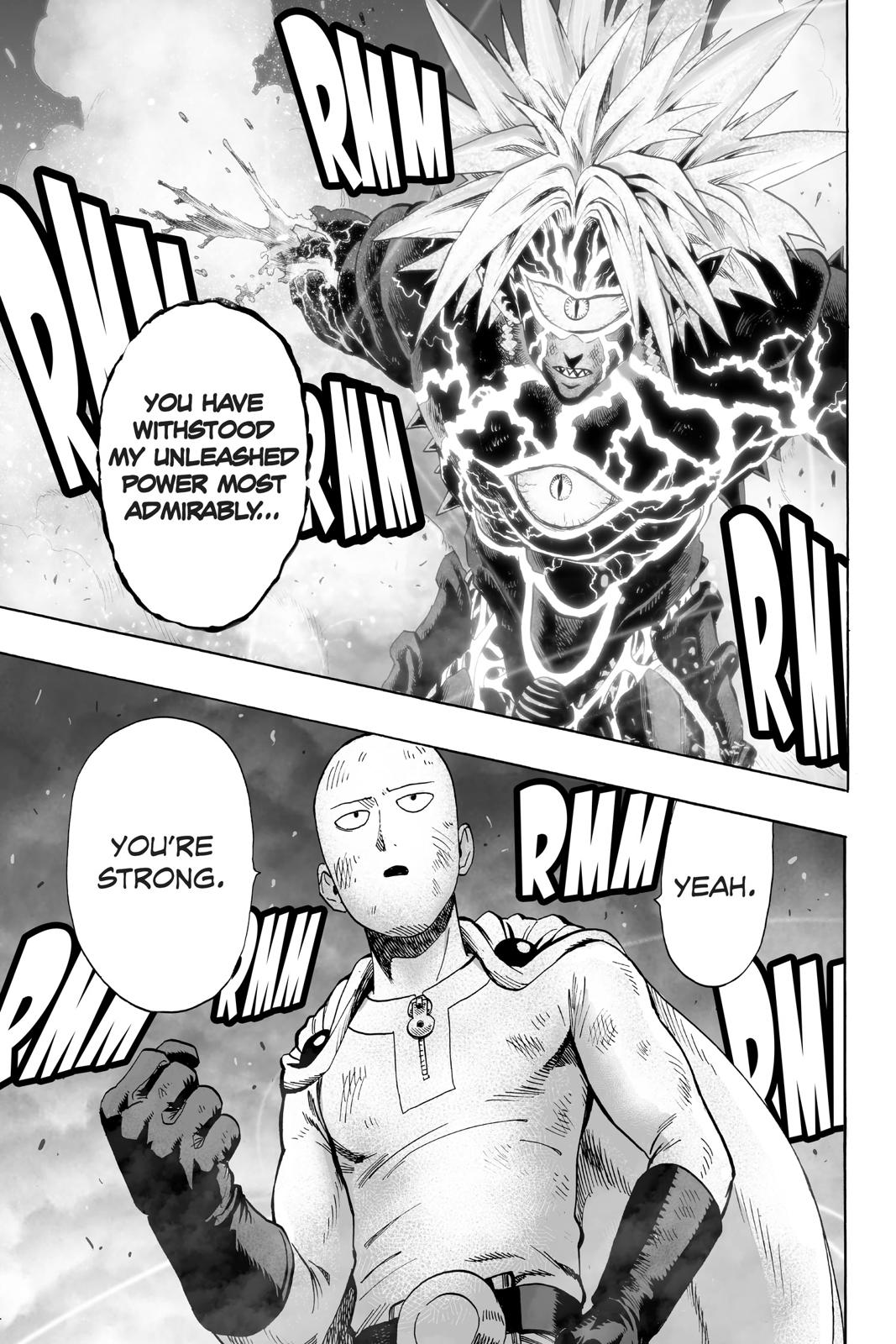 One-Punch Man, Chapter 34 image 029
