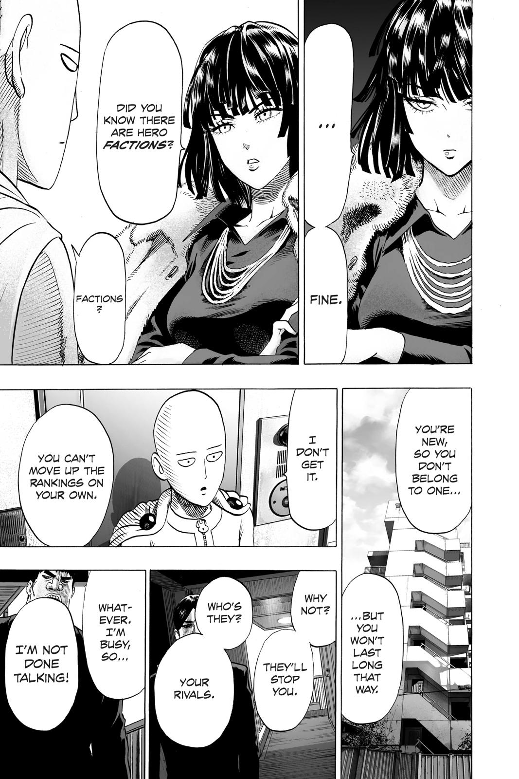 One-Punch Man, Chapter 42 image 016