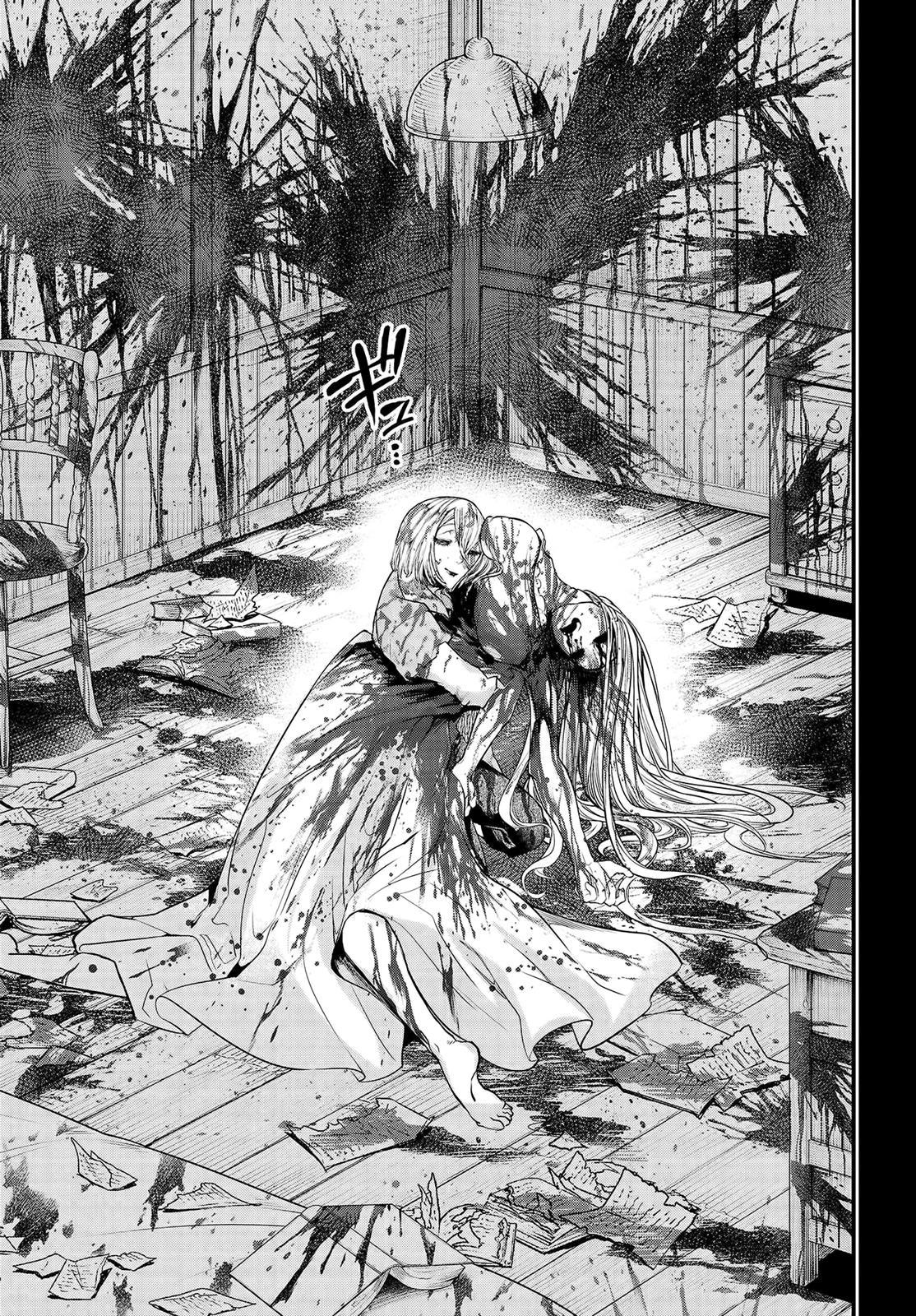 Shuumatsu no Valkyrie, Chapter 25 image 042