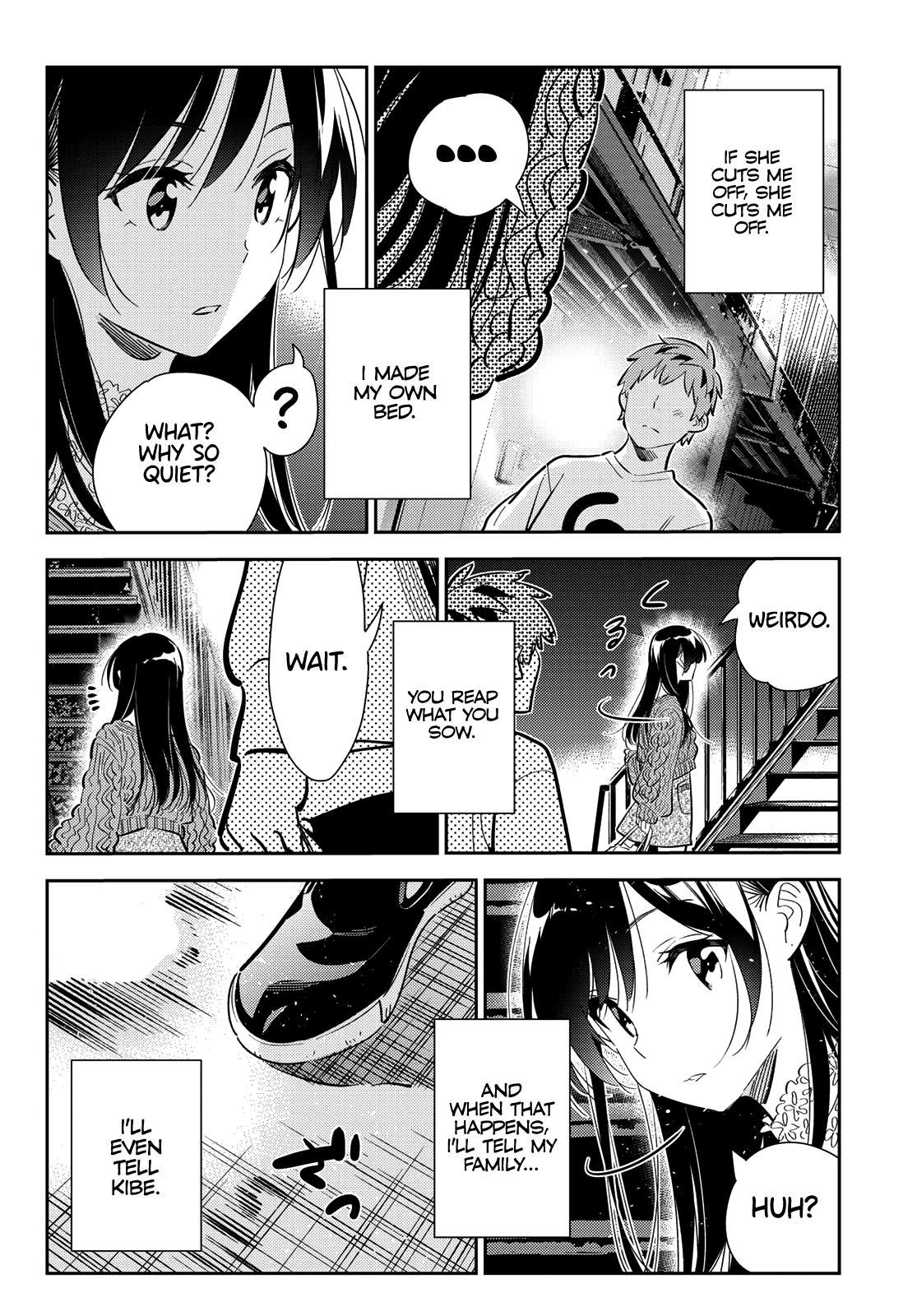 Kanojo Okarishimasu, Chapter 180 image 015