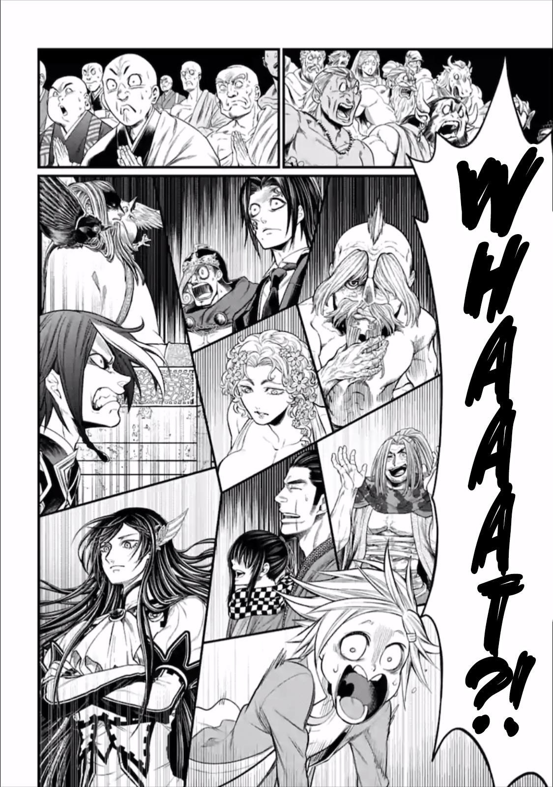 Shuumatsu no Valkyrie, Chapter 43 image 038