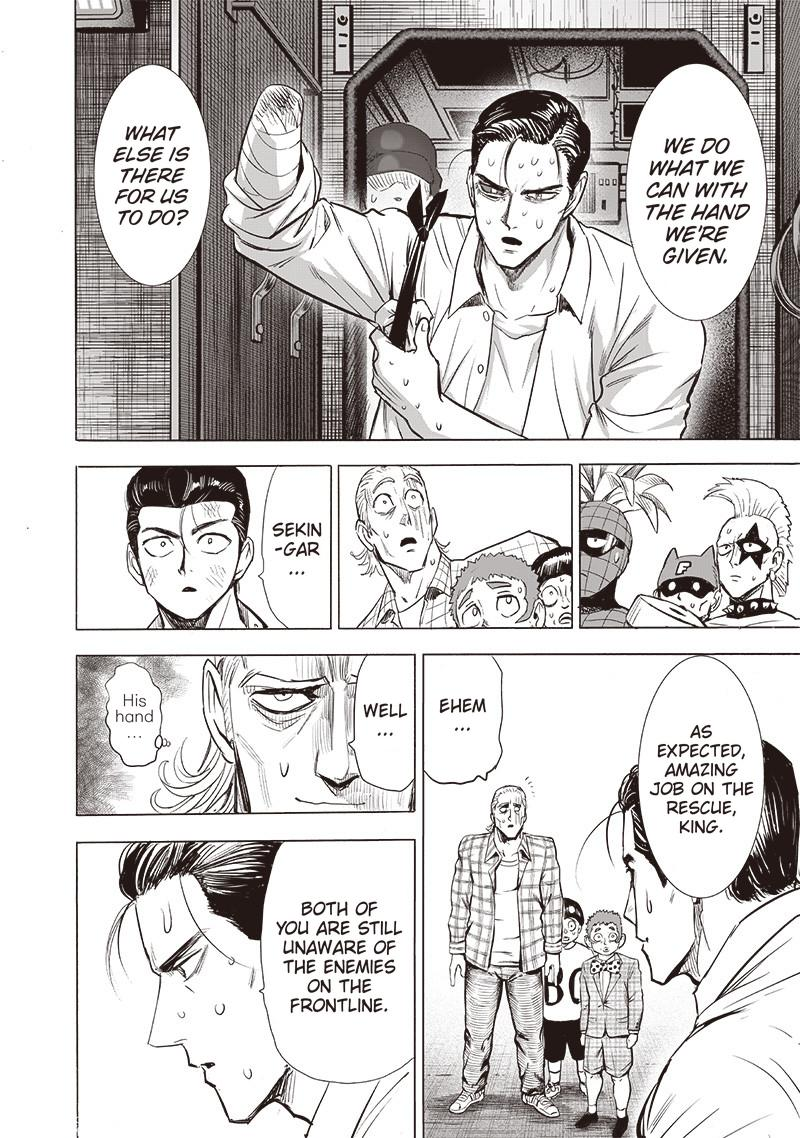 One-Punch Man, Chapter 140 image 009