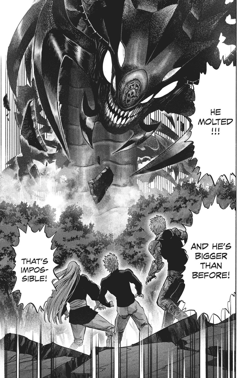 One-Punch Man, Chapter 85 image 062