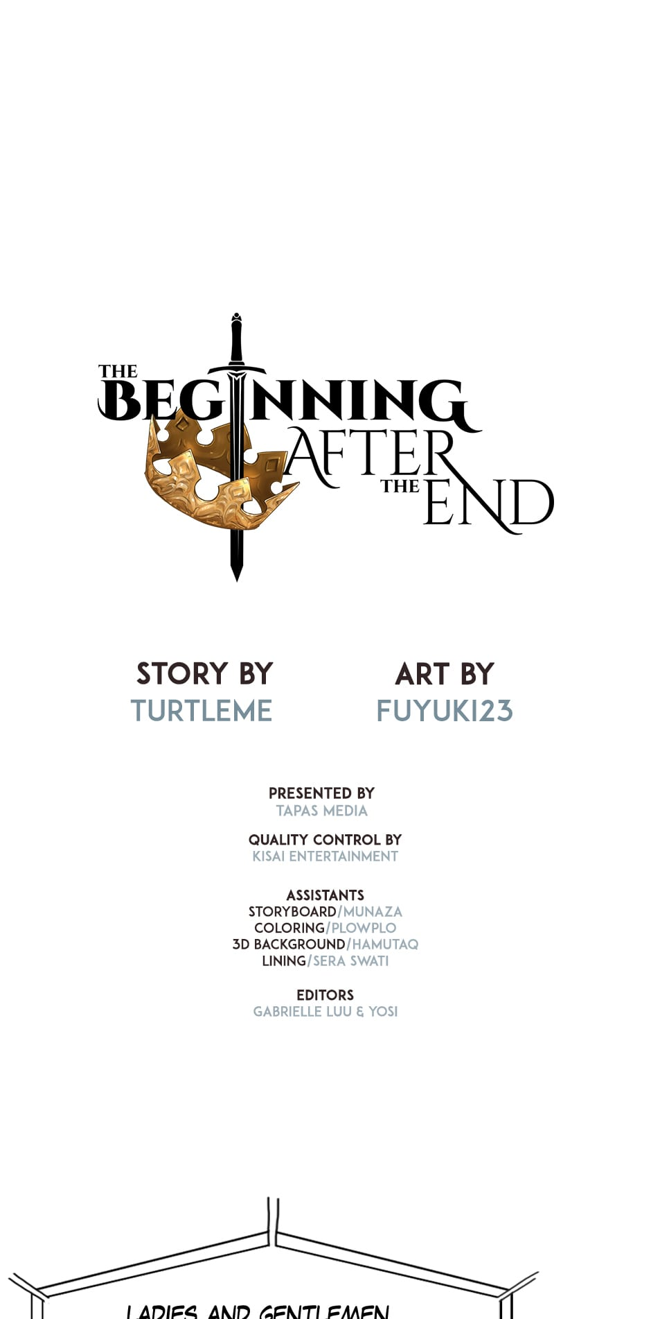 The Beginning After the End, Chapter 41 image 001