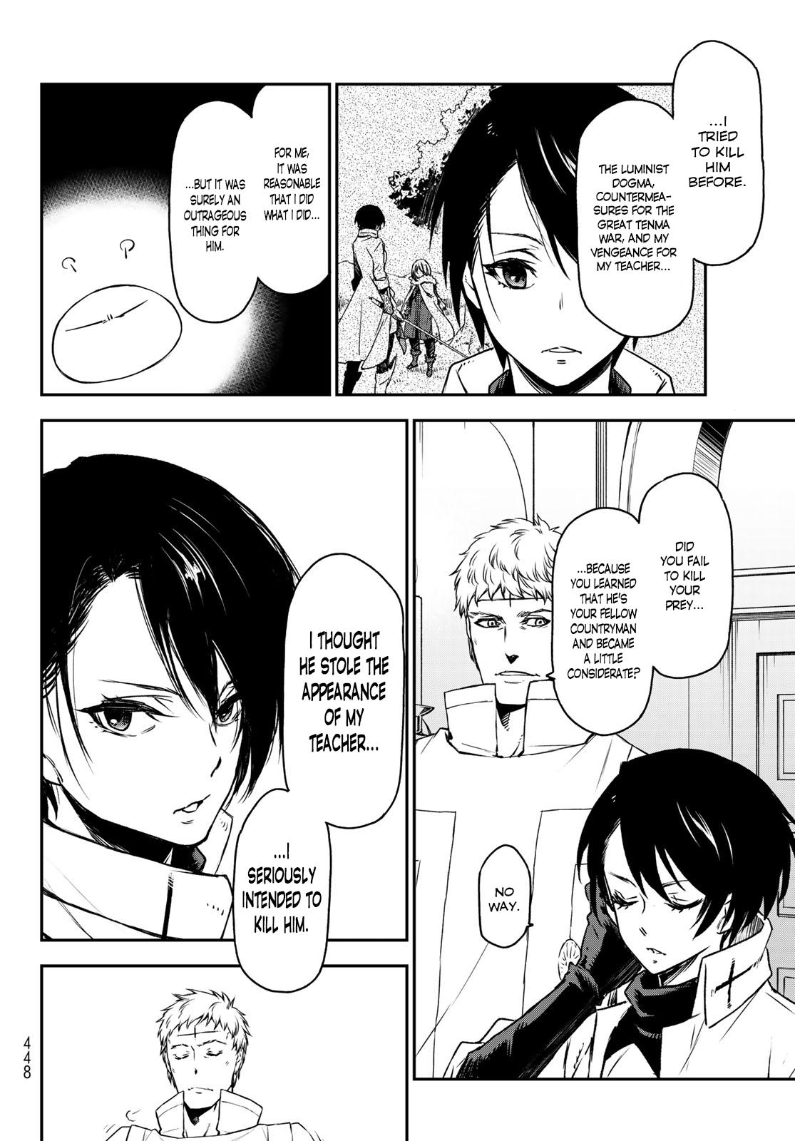 Tensei shitara Slime Datta Ken, Chapter 87 image 38