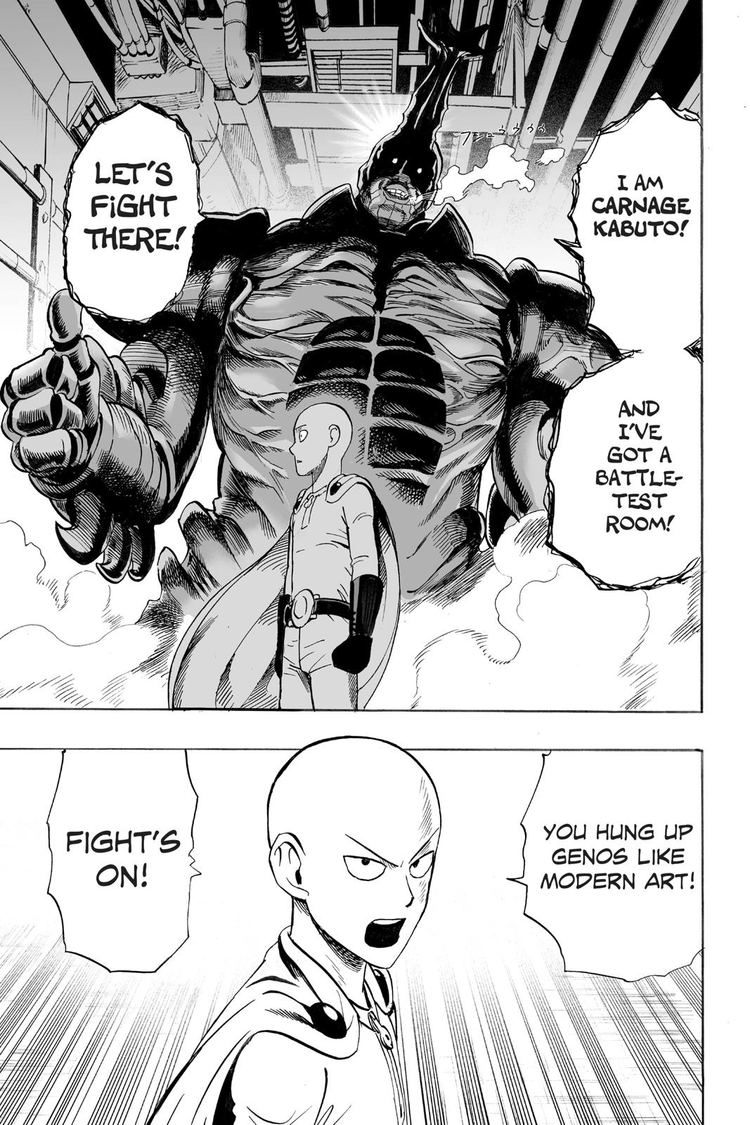 One-Punch Man, Chapter 10 image 007