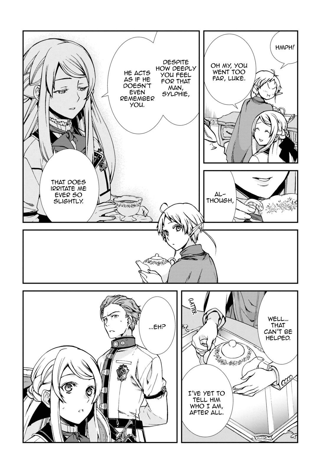 Mushoku Tensei, Chapter 64 image 023