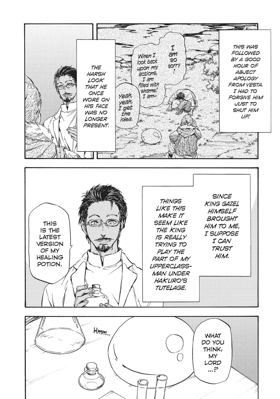 Tensei shitara Slime Datta Ken, Chapter 32 image 030