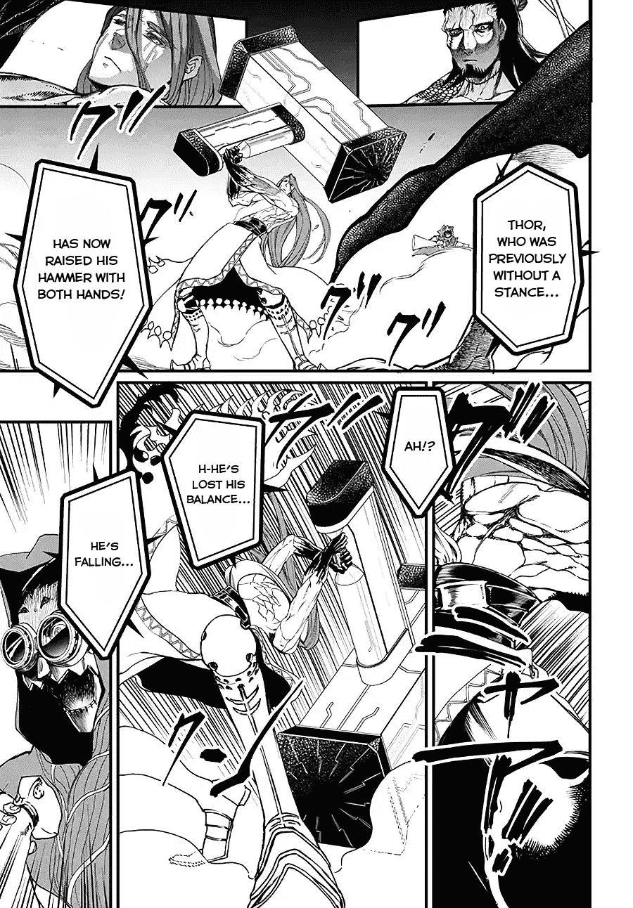 Shuumatsu no Valkyrie, Chapter 2 image 024