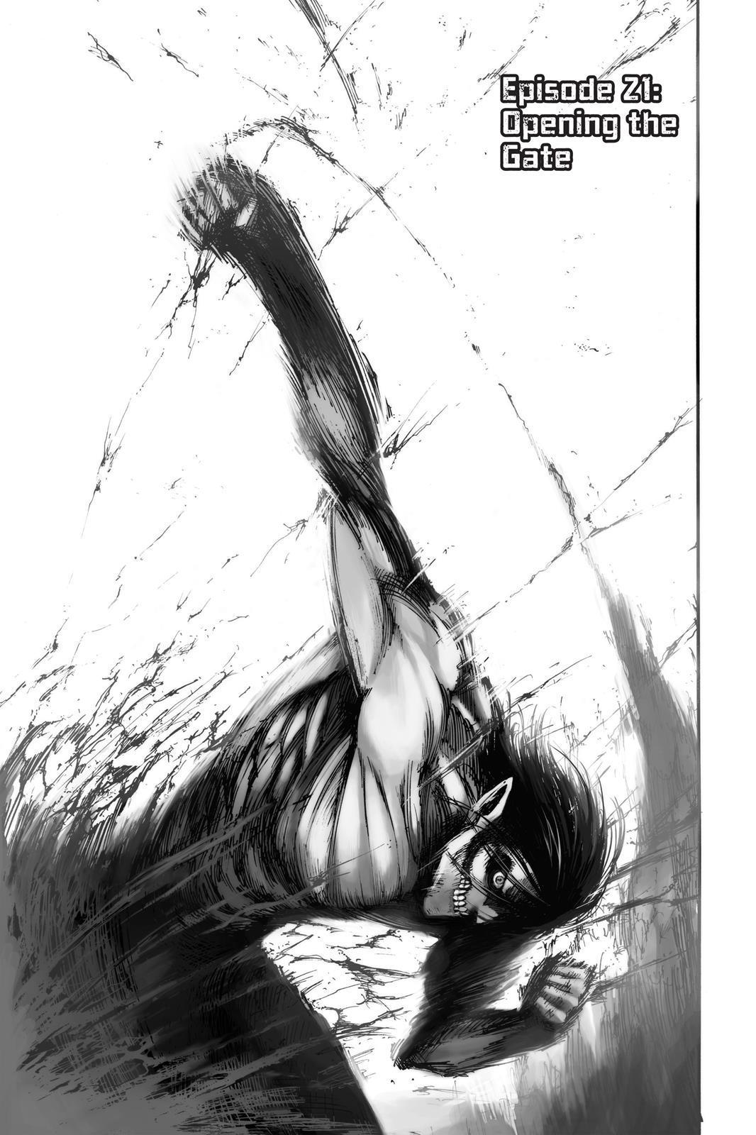 Attack On Titan, Episode 21 image 001