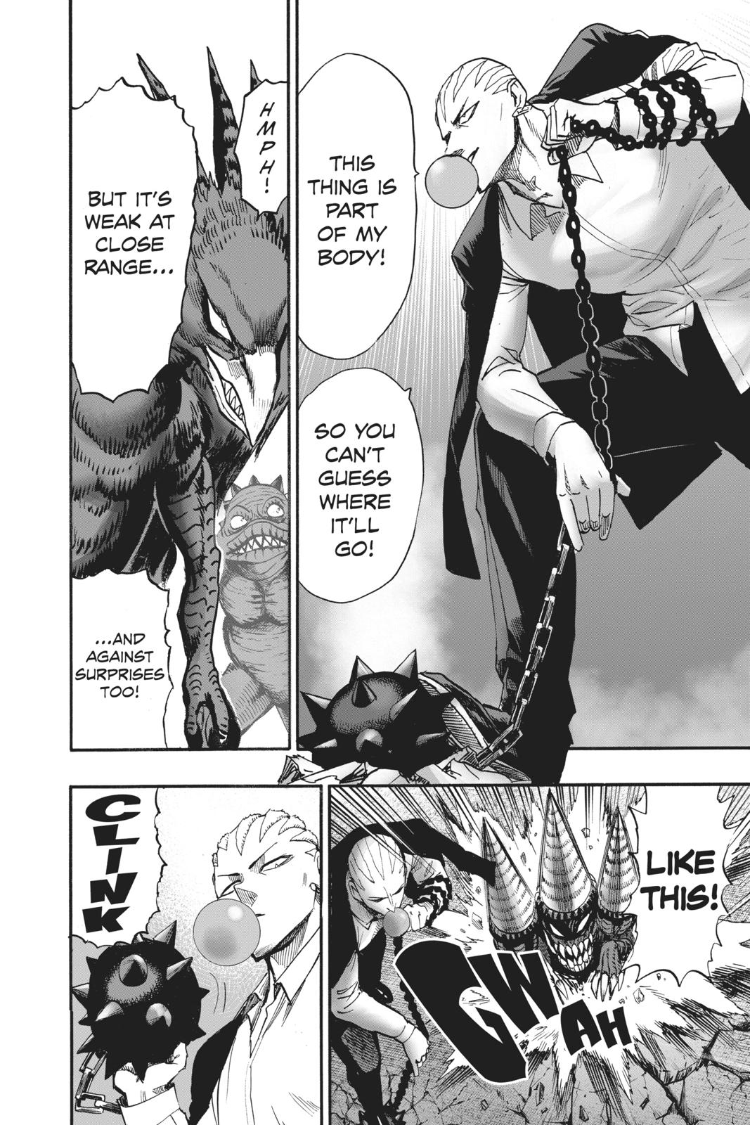 One-Punch Man, Chapter 96 image 068