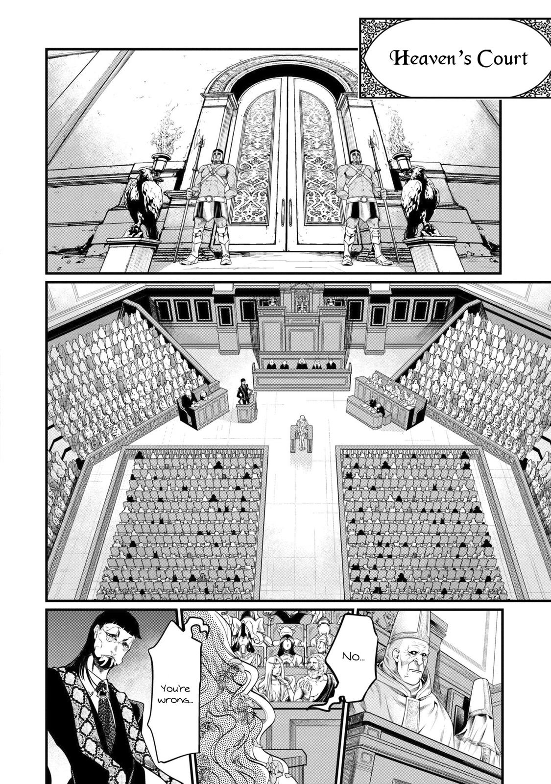 Shuumatsu no Valkyrie, Chapter 10 image 018