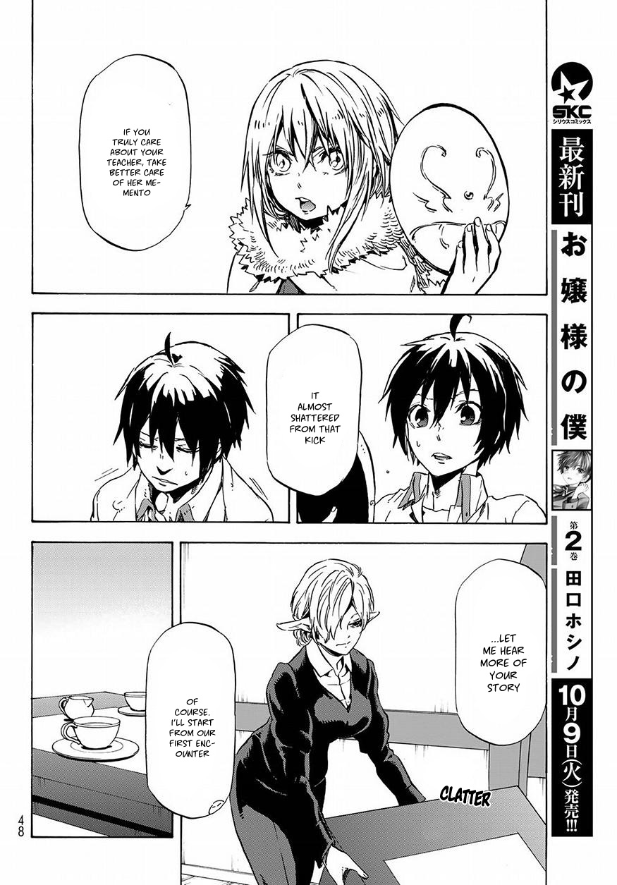 Tensei shitara Slime Datta Ken, Chapter 46 image 033