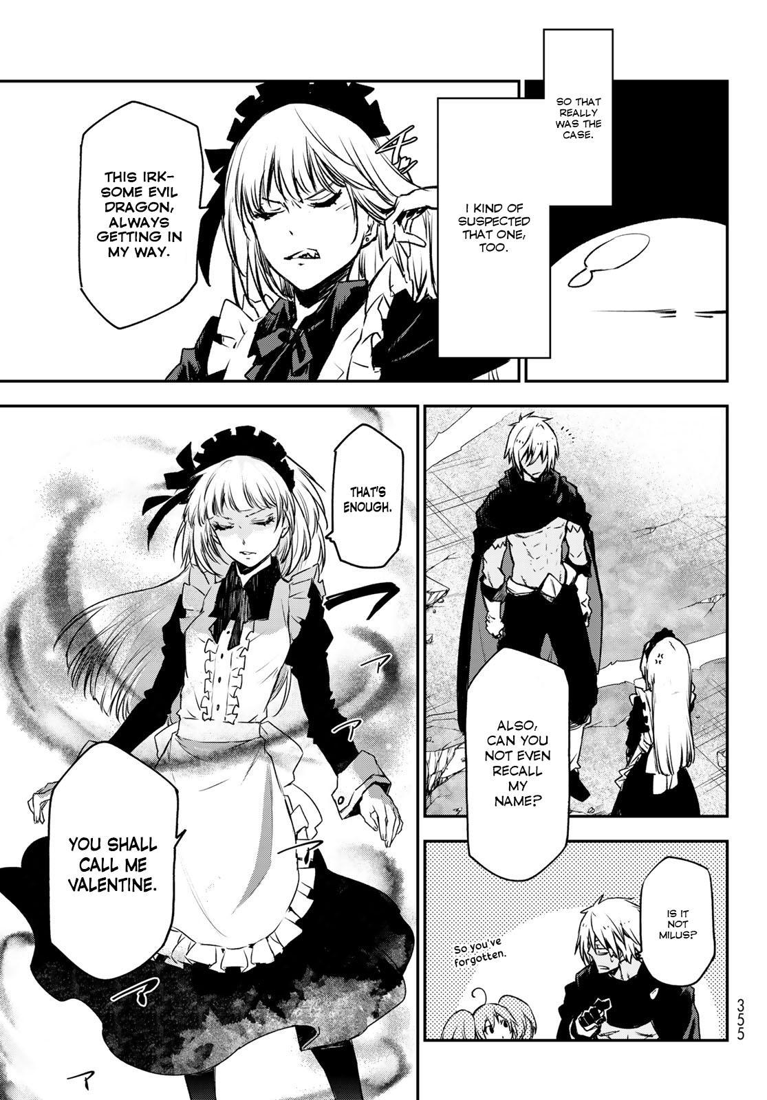 Tensei shitara Slime Datta Ken, Chapter 85 image 027