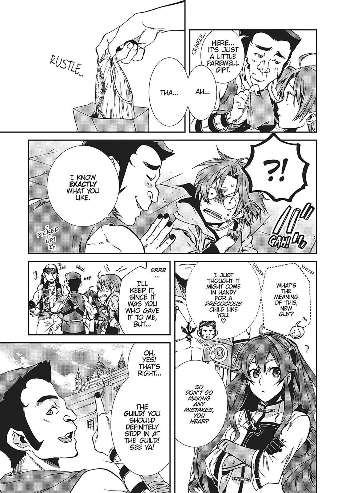 Mushoku Tensei, Chapter 33 image 023